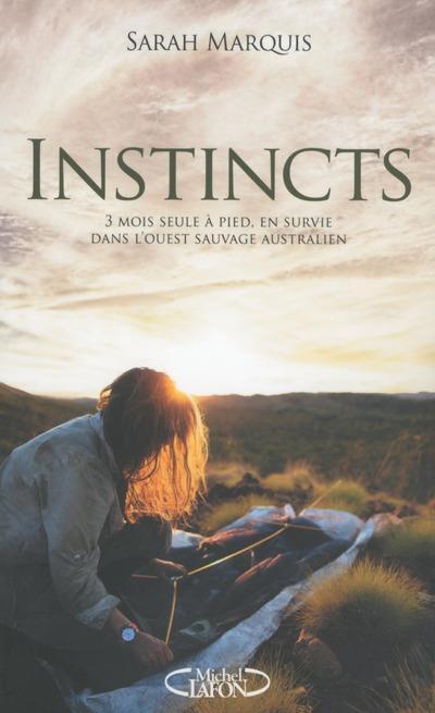 livres voyager instincts